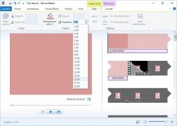 Windows Movie Maker 画像 9 Thumbnail