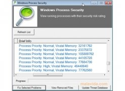 Windows Process Security image 2 Thumbnail