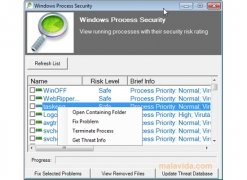 Windows Process Security imagen 4 Thumbnail