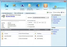 Windows Small Business Server imagen 3 Thumbnail