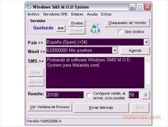 Windows SMS M.O.D System imagen 1 Thumbnail