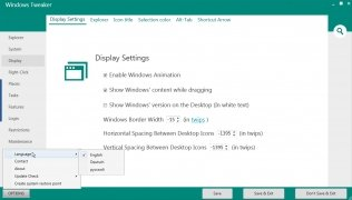 Windows Tweaker image 7 Thumbnail
