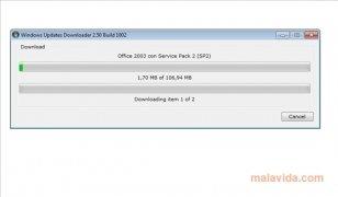 Windows Updates Downloader immagine 3 Thumbnail