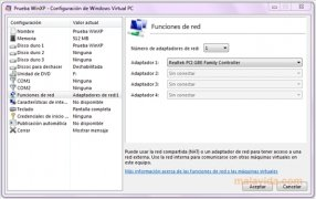 Windows Virtual PC imagen 3 Thumbnail