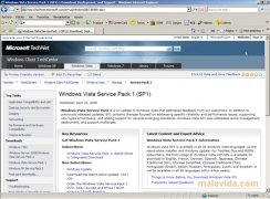Windows Vista SP1 imagen 4 Thumbnail