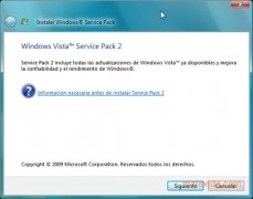 Windows Vista SP2 imagen 2 Thumbnail