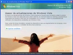 Windows Vista Upgrade Advisor imagen 1 Thumbnail