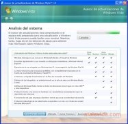 Windows Vista Upgrade Advisor imagen 2 Thumbnail