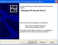 Windows XP SP3 imagen 3 Thumbnail