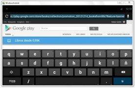 WindowsAndroid  4.0.3 Beta Español imagen 4