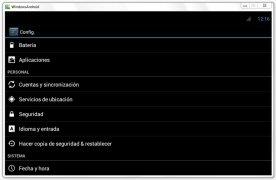 WindowsAndroid imagen 5 Thumbnail