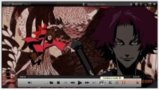WinDVD imagem 1 Thumbnail