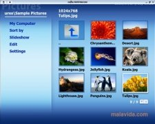 WinDVD Media Center imagen 1 Thumbnail