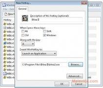 WinHotKey imagen 2 Thumbnail