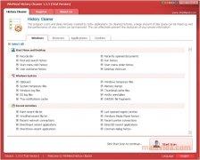 WinMend History Cleaner imagem 2 Thumbnail