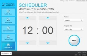 WinPure PC Cleanup image 10 Thumbnail
