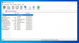 WinRAR 32 bits image 1 Thumbnail