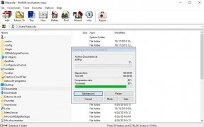 WinRAR Portable (Unplugged) imagen 1 Thumbnail