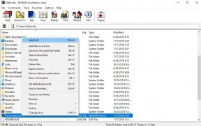 WinRAR Portable (Unplugged) imagen 2 Thumbnail
