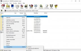 WinRAR Portable (Unplugged) imagen 4 Thumbnail