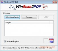 WinScan2PDF Изображение 2 Thumbnail