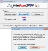 WinScan2PDF Изображение 4 Thumbnail