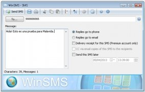 WinSMS Изображение 1 Thumbnail