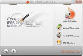 WinX DVD Author imagen 6 Thumbnail