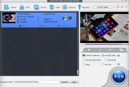 WinX HD Video Converter imagem 2 Thumbnail