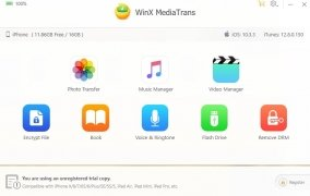 WinX MediaTrans image 1 Thumbnail