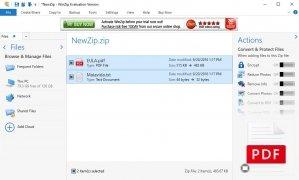 WinZip image 1 Thumbnail
