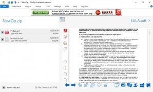 WinZip imagen 4 Thumbnail