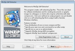 WinZip Self-Extractor immagine 4 Thumbnail