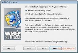 WinZip Self-Extractor image 5 Thumbnail