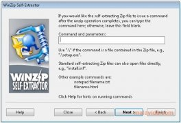 WinZip Self-Extractor image 6 Thumbnail