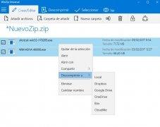 WinZip Universal imagen 5 Thumbnail