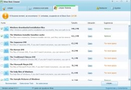 Wise Disk Cleaner bild 3 Thumbnail