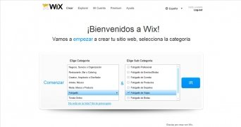 Wix imagen 2 Thumbnail