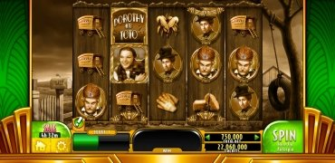 Wizard of Oz Slots image 1 Thumbnail