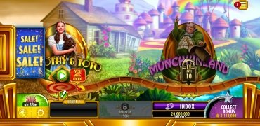 Wizard of Oz Slots image 3 Thumbnail