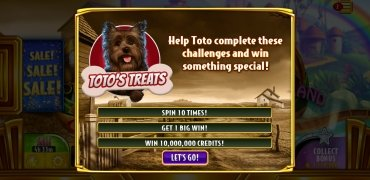 Wizard of Oz Slots image 4 Thumbnail