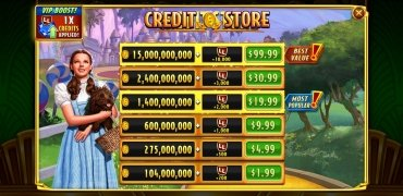 Wizard of Oz Slots image 5 Thumbnail