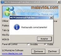WLM Universal Patcher++ immagine 2 Thumbnail