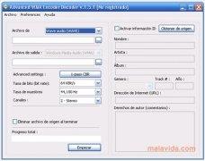 WMA Encoder Decoder image 2 Thumbnail