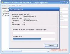 WMA Encoder Decoder image 3 Thumbnail
