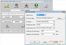 WMV Converter image 2 Thumbnail