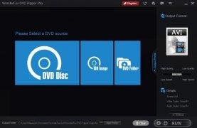 WonderFox DVD Ripper bild 1 Thumbnail