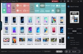WonderFox DVD Ripper imagen 7 Thumbnail