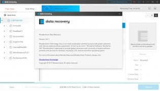 Wondershare Data Recovery imagem 4 Thumbnail