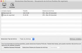 Wondershare Data Recovery imagem 2 Thumbnail